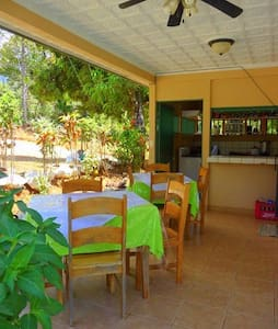 Pura Vida at the Big Bamboo - Uvita - Bed & Breakfast
