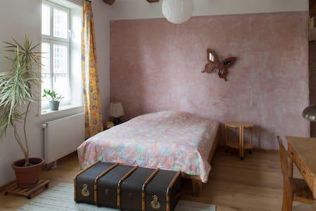 Fachwerk-Romantik im Leinebergland - Apartemen
