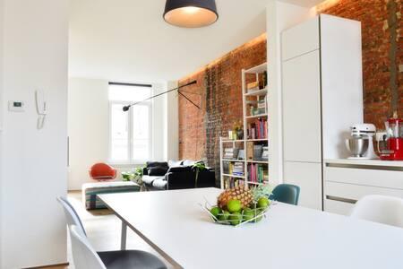 Appartement @ MAS-Park Spoor Noord