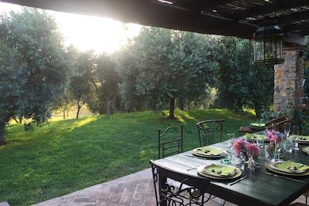 Casale in Maremma - Capalbio - Villa