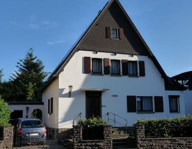 Haus im Nationalpark Eifel, Garten - Schleiden