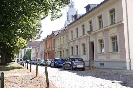 Wohnen im historischen Flair Potsdams - Appartement