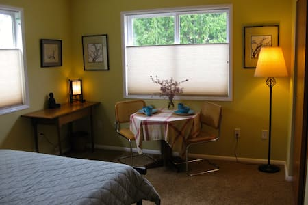 1BR/1BA Studio - Port Townsend, WA - Apartment