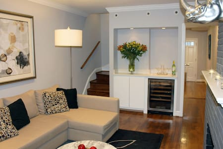 Newly Renovated Georgetown Townhome