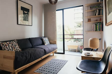 Flat with terrace in Providencia
