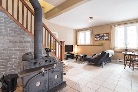 Country Chalet in Cantley, QC - Cantley