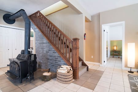 Country Chalet in Cantley, QC - Cantley - House