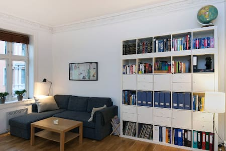Comfortable couch, central location - Wohnung