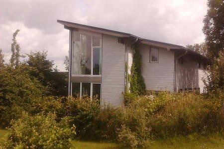 Moderne Maisonette Whg auf Rügen - Apartamento