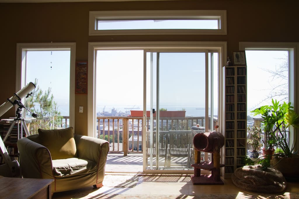 Potrero Hill Quiet Retreat