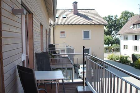 Moderne Ferienwohnung  *Elstar* - Apartamento