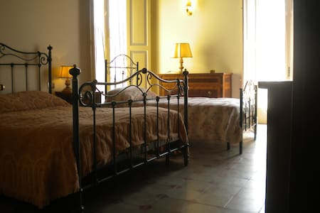 Bed&Breakfast Palazzo Lanza - Capua - Inap sarapan