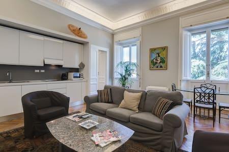 Villa Borghese Luxury Retreat