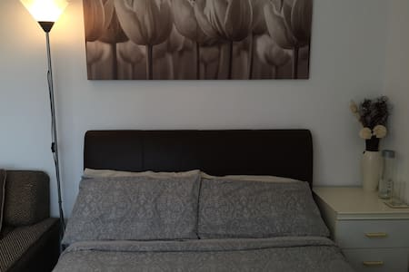 Spacious Double room in 2-Bed flat - Appartement