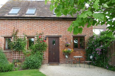 Orchard Barn - Close to Cheltenham - Casa