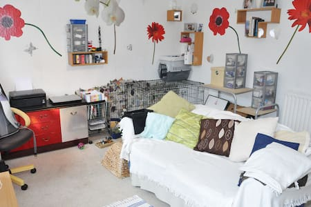 Twin room suitable for 1 or 2 pax - Edinburgh - Apartment