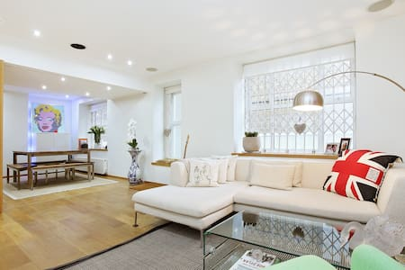 Boutique Style Central London Pad - Marylebone - Apartment
