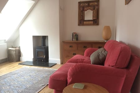 Fabulous central Brockenhurst apartment - Leilighet