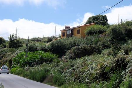Casa rural en Tacoronte, ideal familias o grupos - Maison