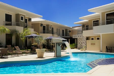 Apartamento luxuoso com 3 suítes, próximo a praia - Aamiaismajoitus