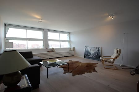 Lovely & Light with parking lot - Amsterdam - Wohnung