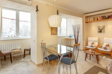 Modern studio in historical center - Apartmen