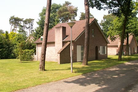 Bungalows Oisterwijk (4persoons) - Cabin
