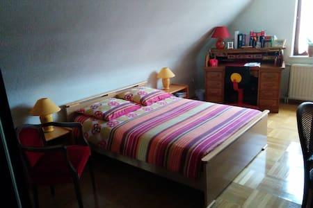 Chambre avec salle d'eau - Ház