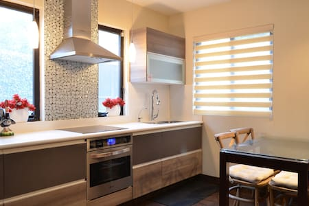 Luxury Master-Suite with AIR CONDITIONING. - Zapopan - Casa