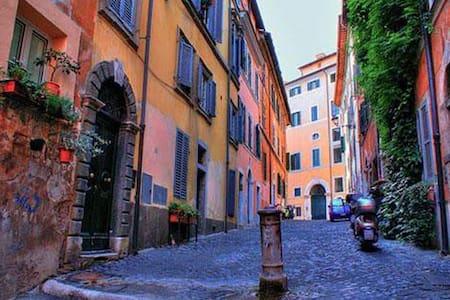 COLOSSEO ROMANTICO 5 MIN A PIEDI II - Roma - Appartamento