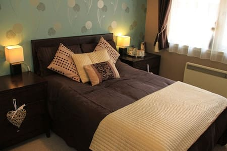 B&B double en-suite Cairngorms - Bed & Breakfast