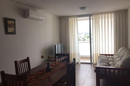 Dpto nuevo y céntrico (c/cochera) - Apartment