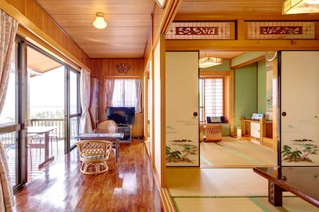 Leisurely stay in Okinawa House - House