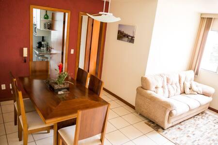 APARTAMENTO ACONCHEGANTE - Belo Horizonte - Apartment