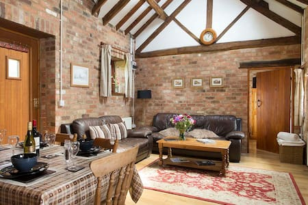 The Stables Cottage, hot tub & pool - Warwickshire - Hus