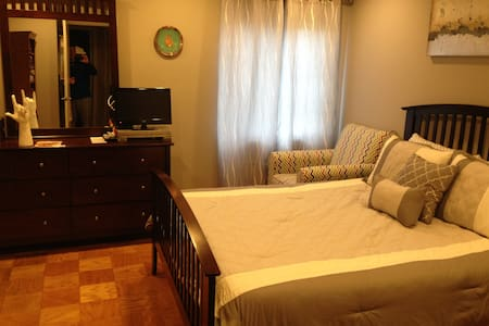 1 pvt rm, qu bed w/full sep bath - Pikesville