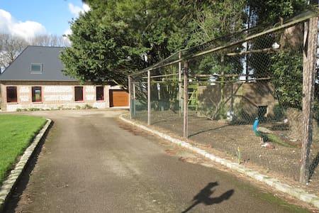 Domaine de la Garenne, Gîte à la ferme - Dům