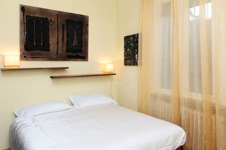 BILOCALE LUMINOSO IN CENTRO - Apartment