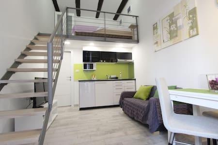 Tribeca 2+0, Urban loft apartment - Huoneisto