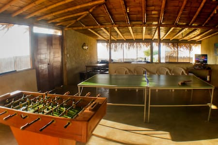 wayra surf camp - Piura - Bed & Breakfast