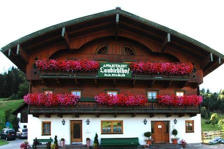 Urlaub am Bauernhof Laubichlhof - Appartement