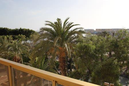 En frente del puerto - Adra - Apartment