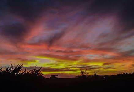 Hilltop Volcano Views - Masaya - Casa
