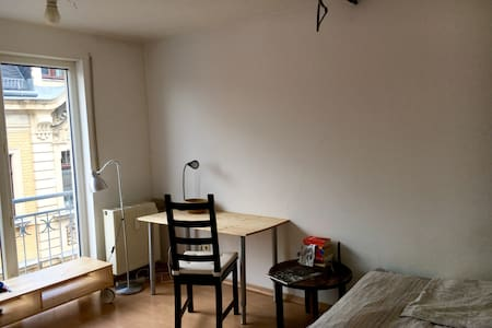 Cozy lightful room in Neustadt - Dresde - Bed & Breakfast