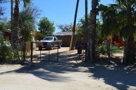 petite casa - steps to the beach - Los Barriles - Appartamento