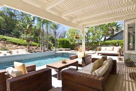 Luxury Oasis with Pool