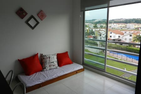 "Cozy and nice apartment ""Eje Cafete - Pereira"