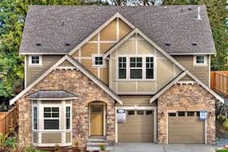 Welcome Home!  Relax in Comfort (4 BR TOTAL) - Marysville - Ev