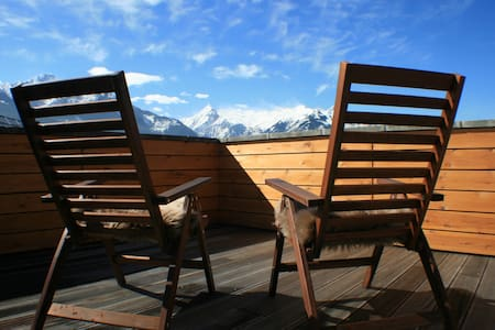 Luxury apartment with stunning view - Zell am See