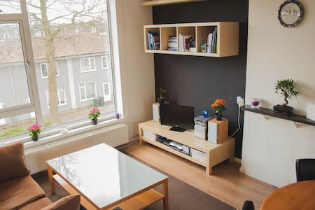 Cosy sunny apartment with parking